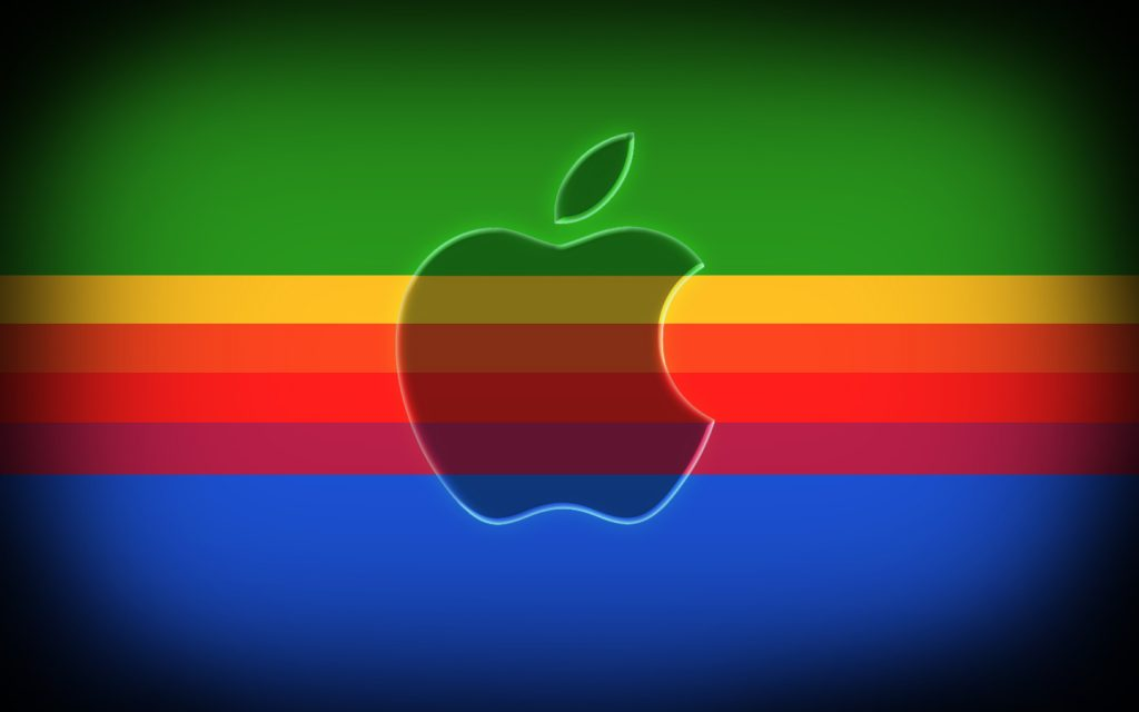 Rainbow-Apple-Mac-Logo-Wallpaper-Desktop-PIC-MCH097377-1024x640 Rainbow Wallpapers For Desktop 38+