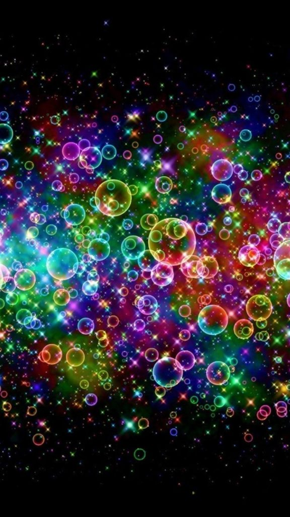 Rainbow-Colored-Soap-Bubbles-PIC-MCH097387-576x1024 Rainbow Wallpapers For Android 39+