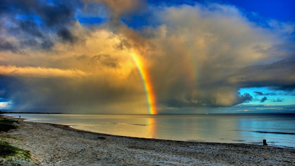Rainbow-Over-Sea-Wallpaper-desktop-wallpapers-high-definition-monitor-download-free-amazing-backgro-PIC-MCH097416-1024x576 Rainbow Wallpapers Free 45+