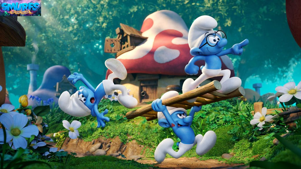 Smurfs-The-Lost-Village-Animated-movie-wallpaper-HD-film-poster-image-PIC-MCH0102548-1024x576 Smurf Wallpaper For Android 20+