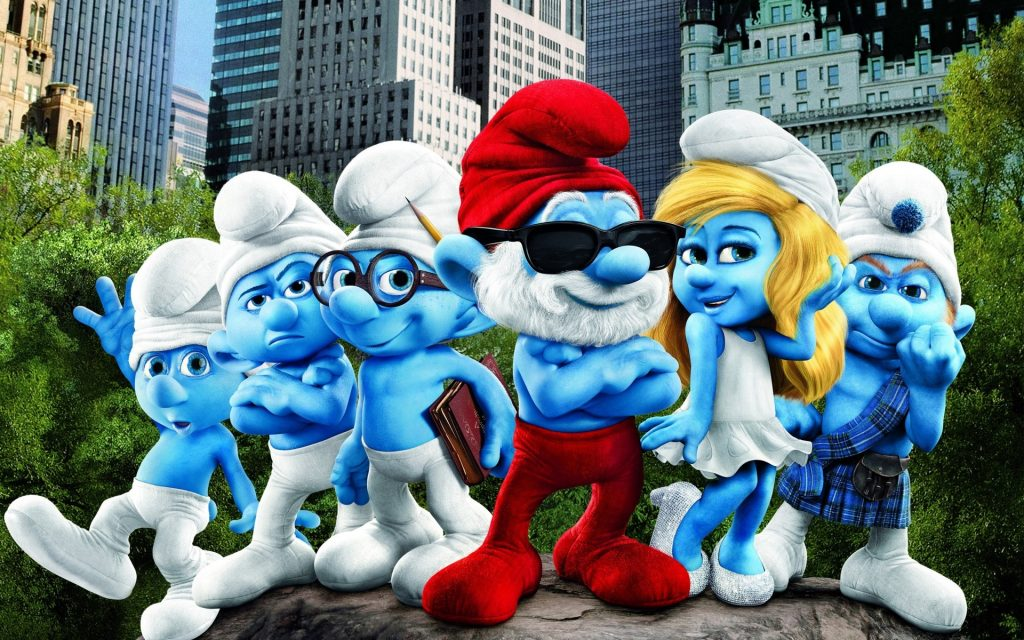 Smurfs-wallpaper-PIC-MCH0102572-1024x640 Smurf Wallpaper For Android 20+
