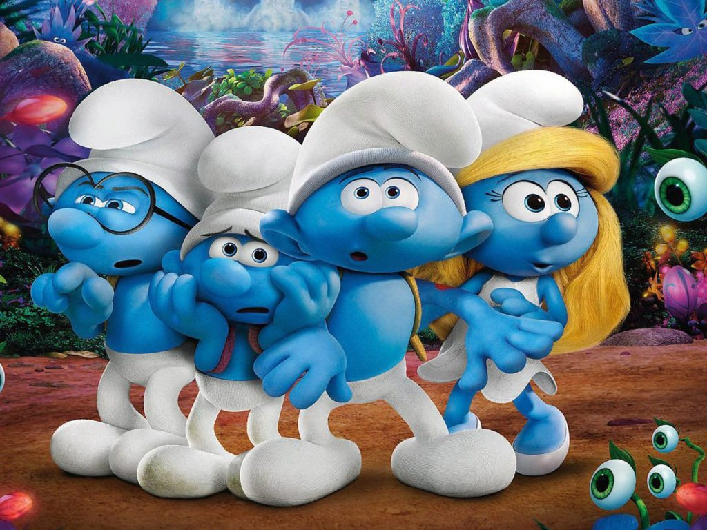 The-Adventures-of-Smurfs-in-the-Lost-Village-Screenshot-HD-Wallpaper-x-x-PIC-MCH0106451-1024x768 Smurf Wallpaper For Android 20+