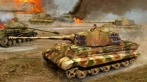 Tiger Tank Wallpaper Puter 17+