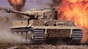 Ww2 Tiger Tank Wallpaper 15+