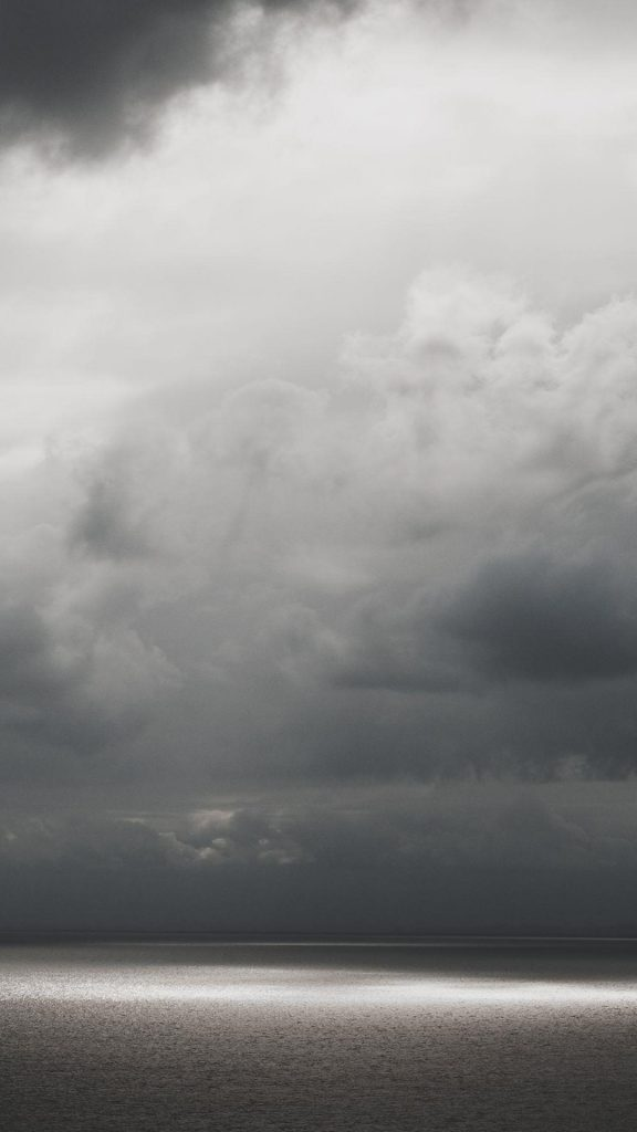 Water-Clouds-Grey-Android-Wallpaper-PIC-MCH0115499-576x1024 Grey White Cloud Wallpaper 12+