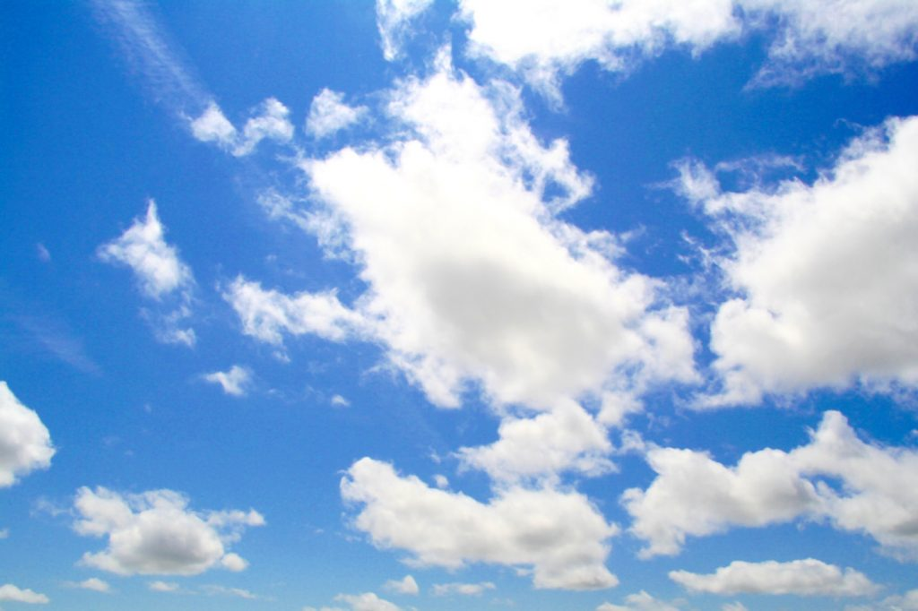 blue-sky-and-clouds-wallpaper-PIC-MCH048338-1024x682 Blue Sky White Cloud Wallpaper 39+