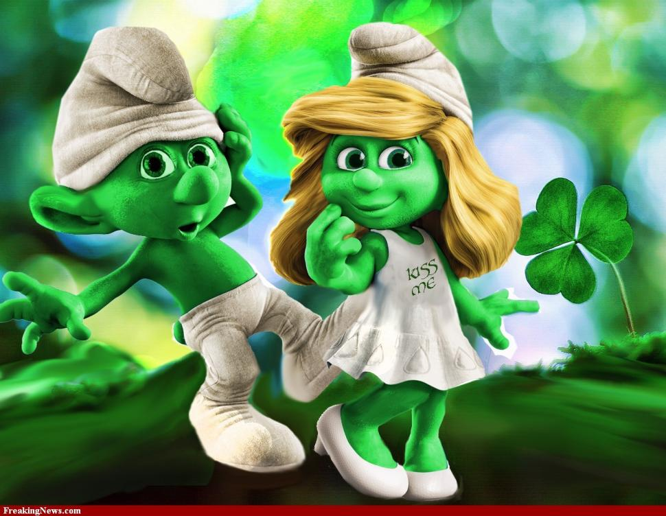 cute-smurfs-P-wallpaper-middle-size-PIC-MCH055676 Smurf Wallpaper For Mobile 15+