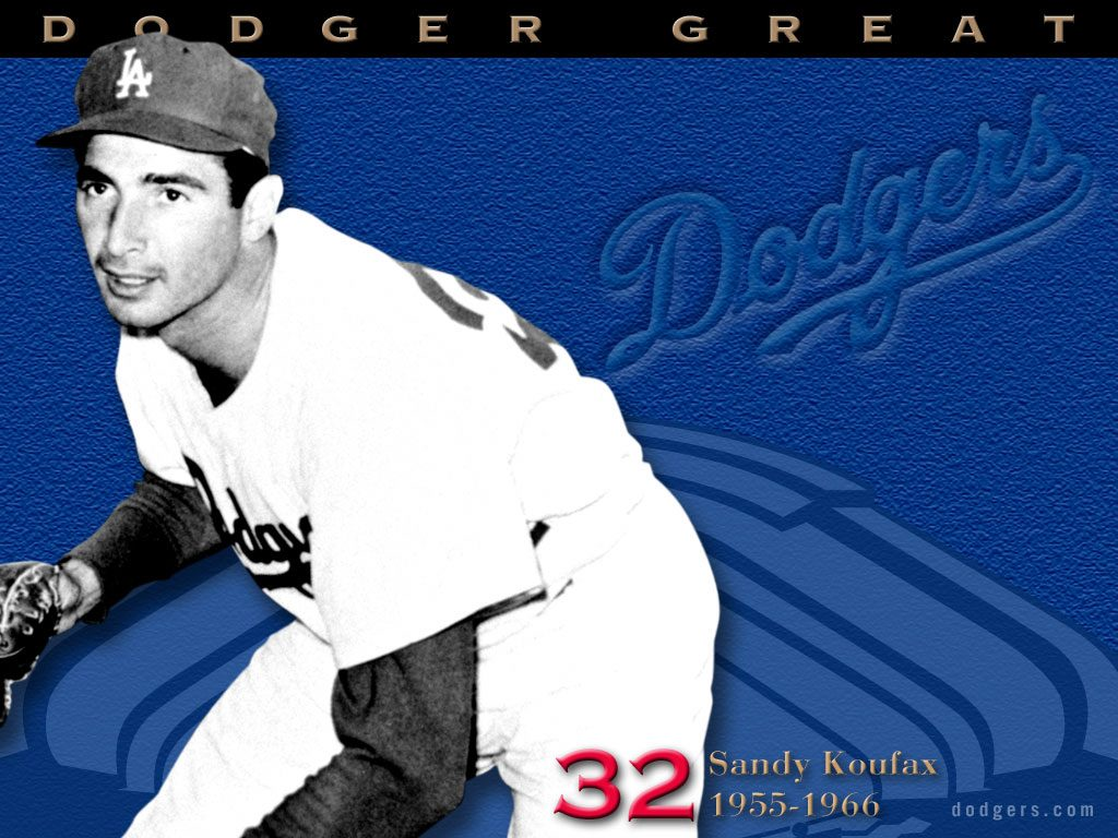 dgkoufax-x-PIC-MCH058602-1024x768 Los Angeles Dodgers Wallpapers 41+