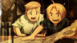 Fullmetal Alchemist Brotherhood Wallpaper Hd 1366×768 30+