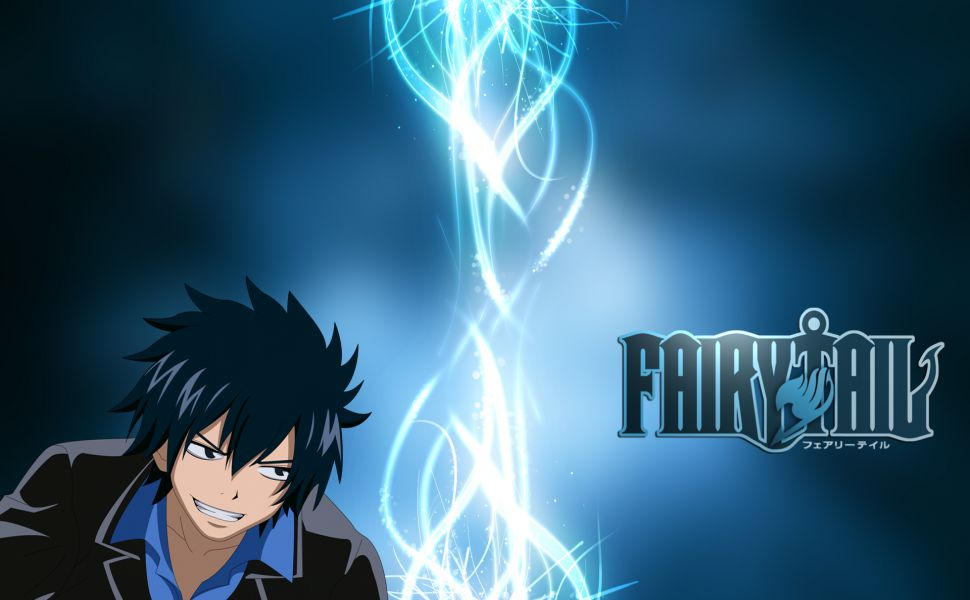 Fairy Tail Grey Fullbuster Anime X Wallpaper PIC MCH062873