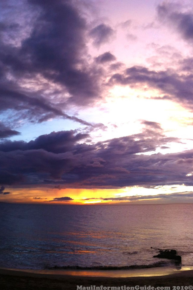 iphone-purple-sunset-PIC-MCH076940 Hawaii Wallpapers For I Phone 44+