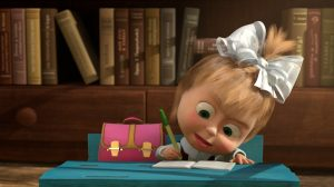 Wallpaper Masha And The Bear 35+