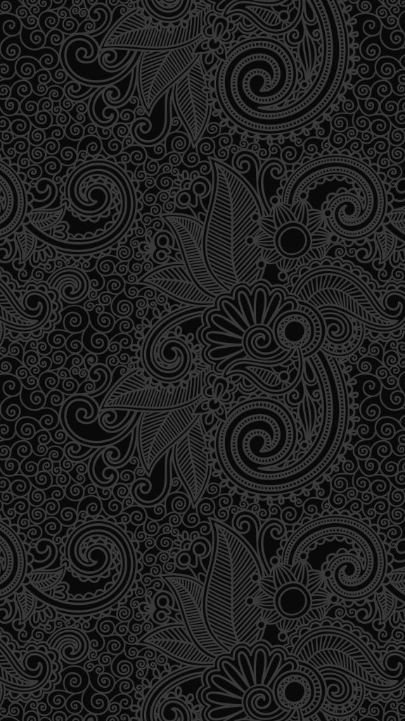 papers.co-vk-wallpaper-design-flower-line-dark-bw-pattern-iphone-plus-wallpaper-PIC-MCH093807-576x1024 Design Wallpapers Iphone 6 47+