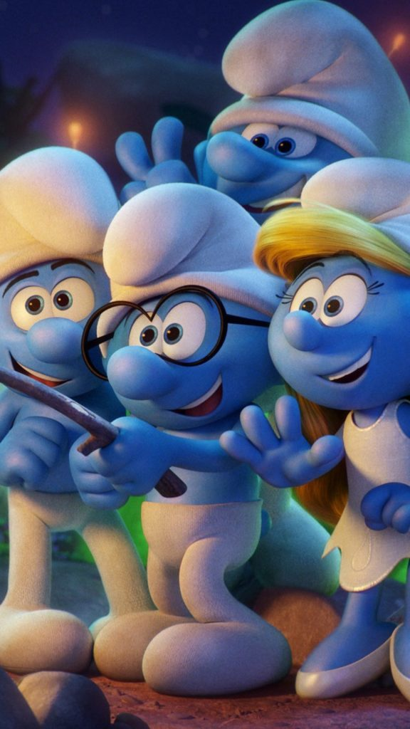 smurfs-the-lost-village-movie-hd-ad-x-PIC-MCH0102537-576x1024 Smurf Wallpaper For Android 20+