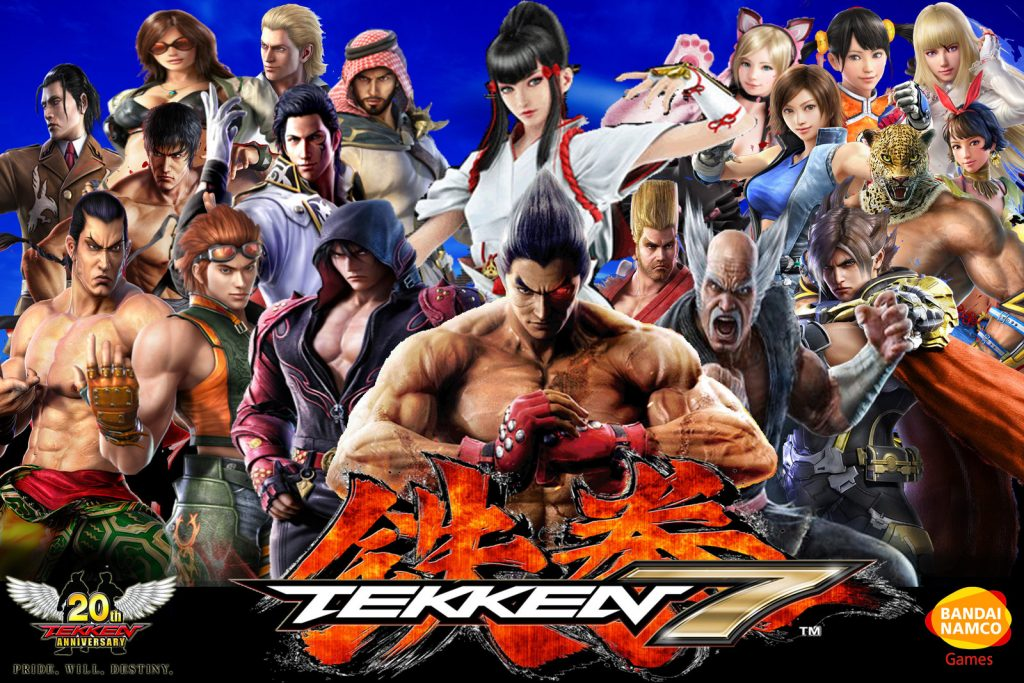 tekken-wallpaper-PIC-MCH0106200-1024x683 Tekken 7 Characters Wallpapers Hd 38+