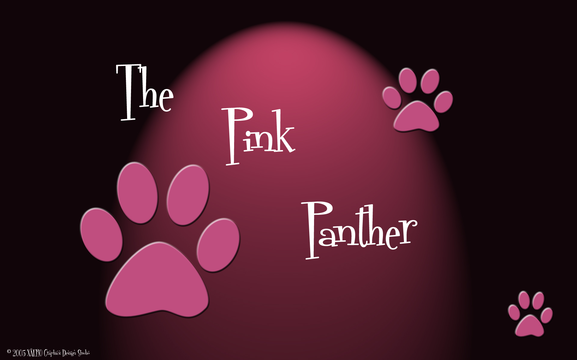 The Pink Panther PIC MCH0107226