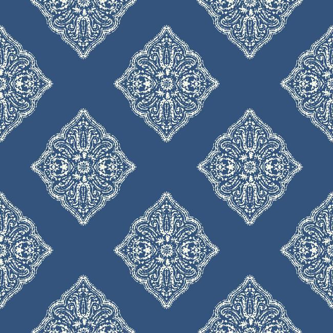 ATex-PIC-MCH042102 Henna Wallpaper Colorful 8+