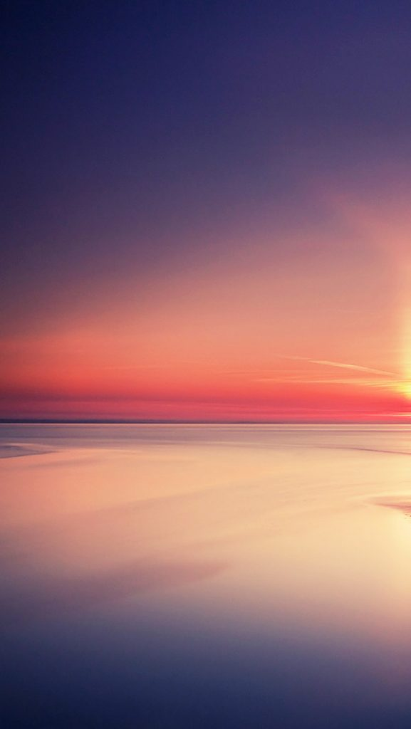 Calm-Sea-Beautiful-Sunset-iPhone-Wallpaper-PIC-MCH050841-577x1024 Calm Wallpapers Iphone 52+