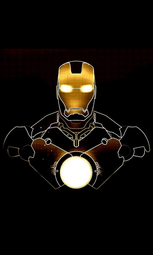 CoolIronManBlackberryZWallpaper-PIC-MCH054424-614x1024 Iron Man Wallpaper Phone 24+