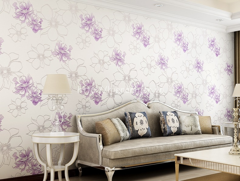 D-hoa-tiet-hoa-hong-lon-PIC-MCH019986 Lilac Wallpaper Living Room 16+