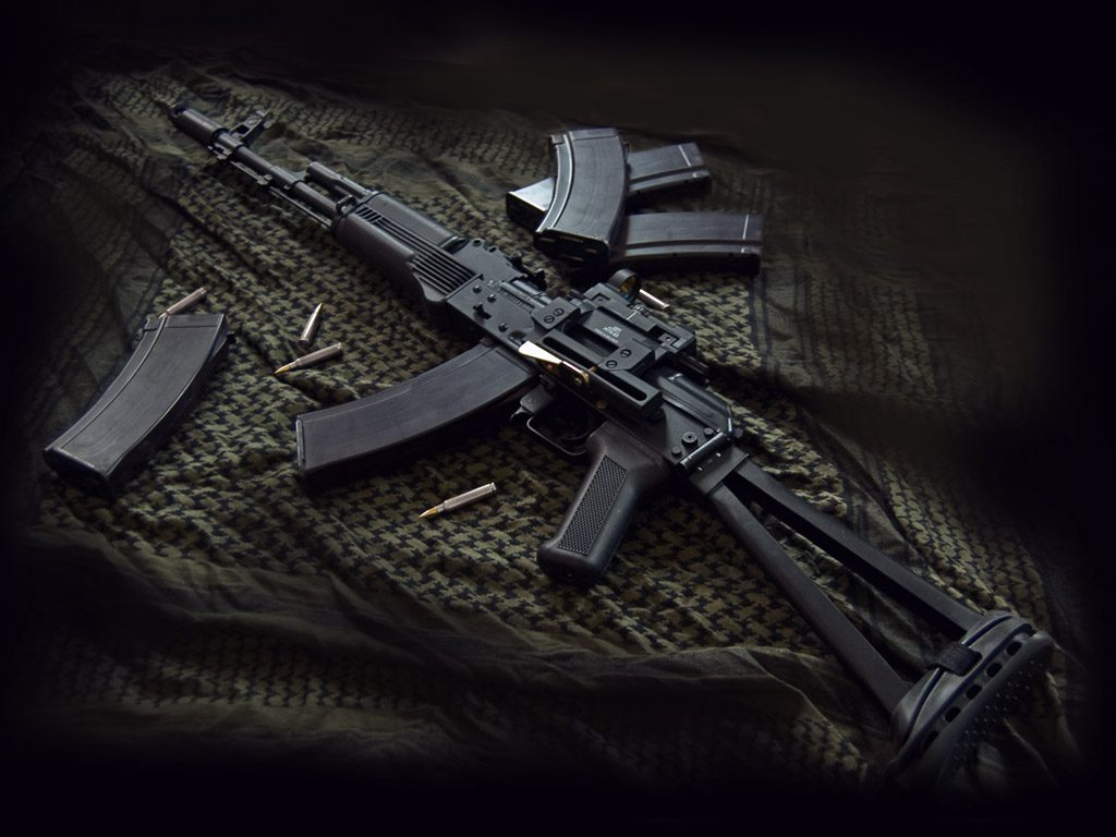 Ak 47 Wallpaper By Smash 12+