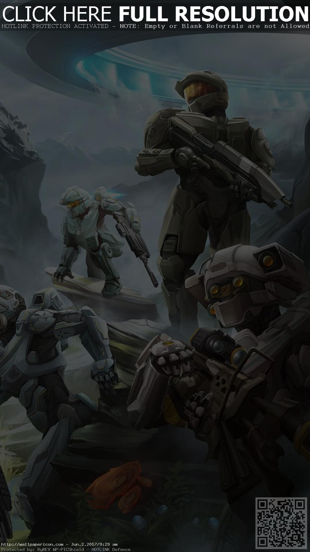 Halo Wars IPhone Wallpaper PIC MCH070760