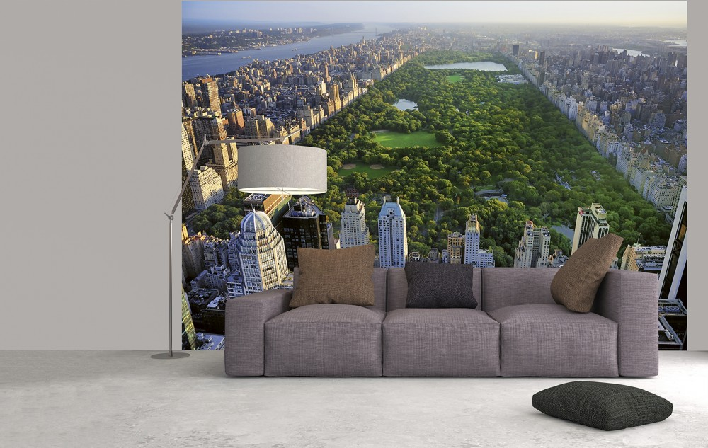 Interior-Central-Park-PIC-MCH0100 Central Park Wallpaper Mural 9+