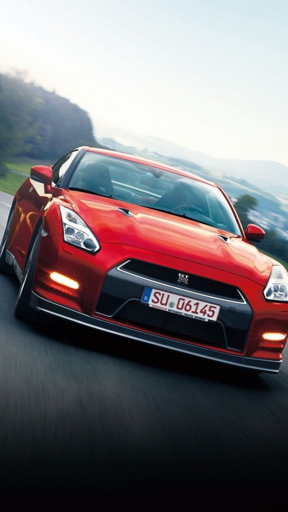 Nissan-GTR-Sports-Car-Red-PIC-MCH090967-577x1024 Gtr Wallpaper Iphone 5 36+