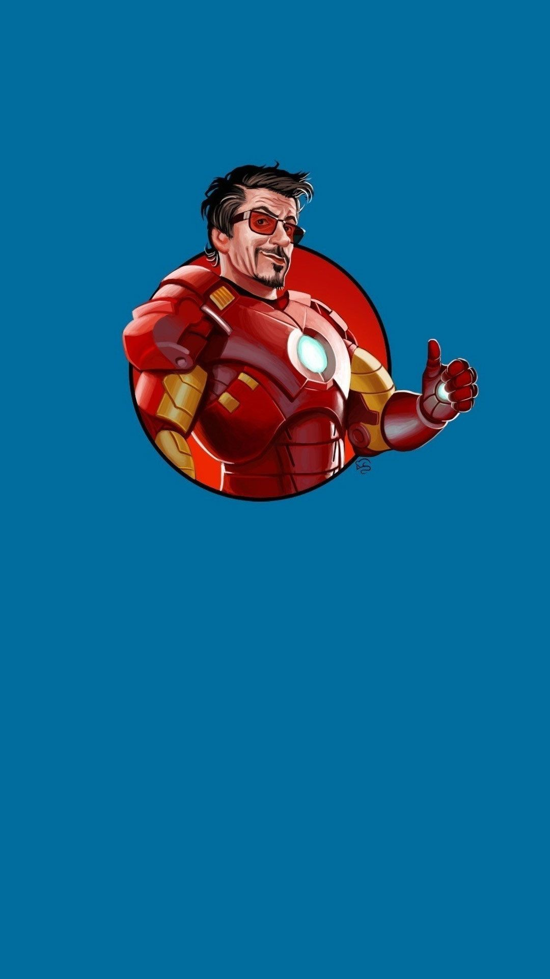 Arc Reactor Wallpaper Android 26
