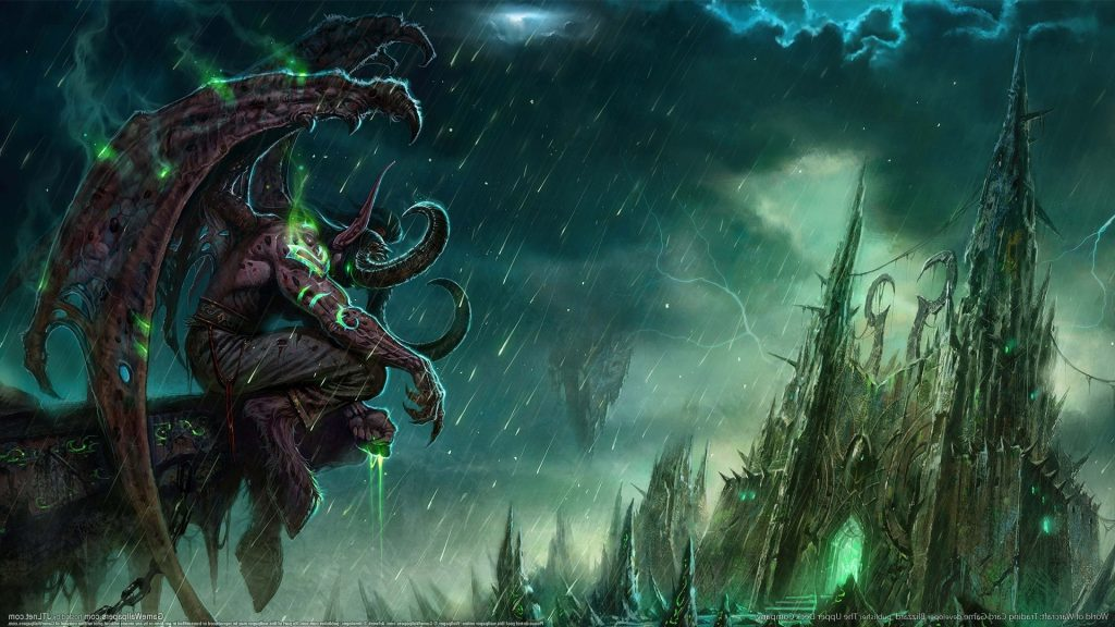 PIC-MCH022307-1024x576 Malfurion Stormrage Wallpaper Hd 41+