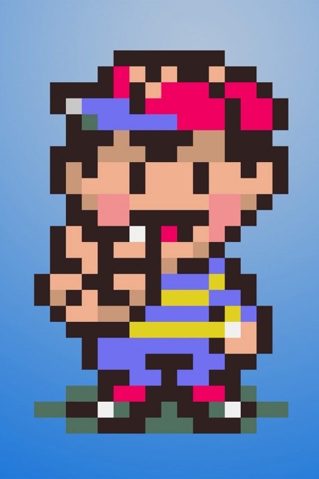 PIC-MCH025144 Earthbound Wallpaper Phone 22+
