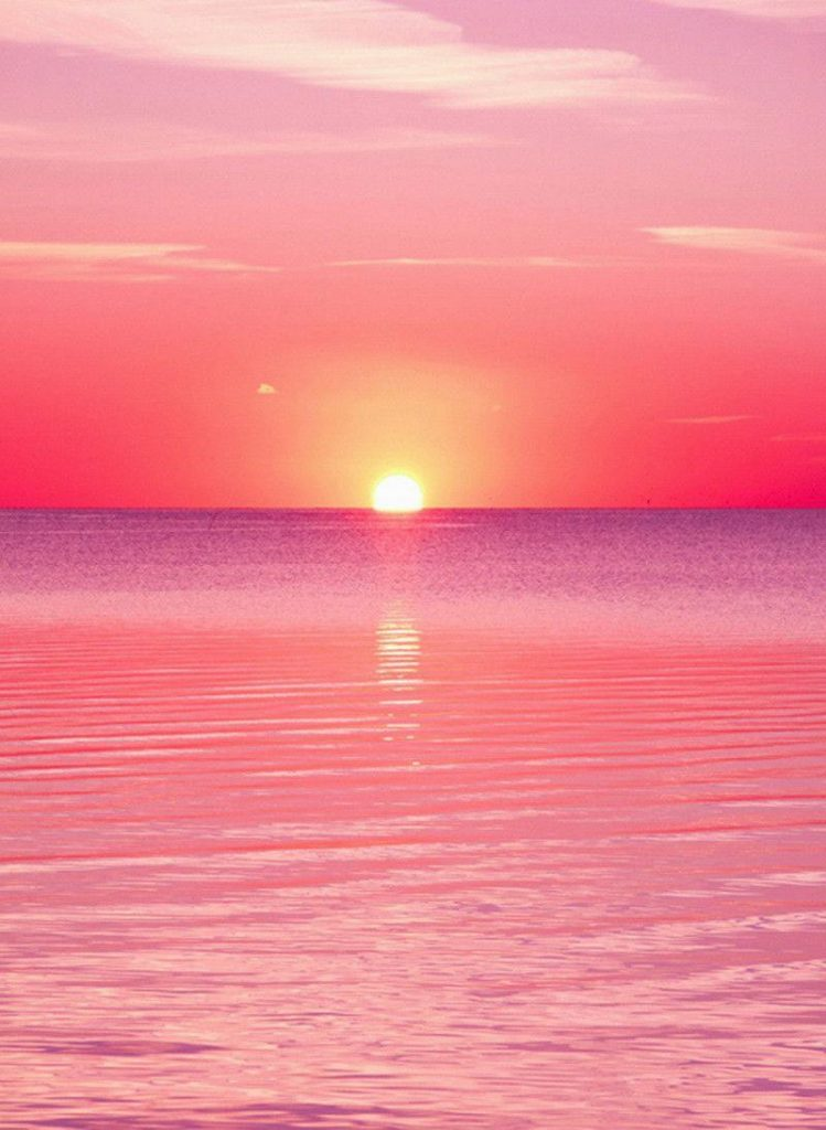 Pink-Sunset-wallpaper-wp-PIC-MCH095355-749x1024 Pink Cotton Candy Wallpaper 10+