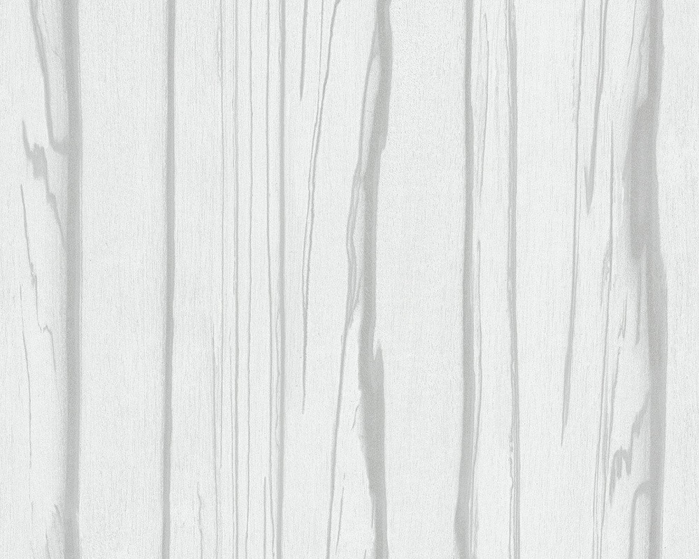 Tapete-Vlies-Holz-weiss-grau-AS-Creation-PIC-MCH0105688 Wallpaper Grey And White 24+