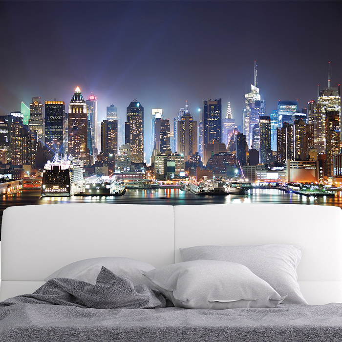 WS-PIC-MCH0118583 Nyc Wallpaper For Bedroom 24+