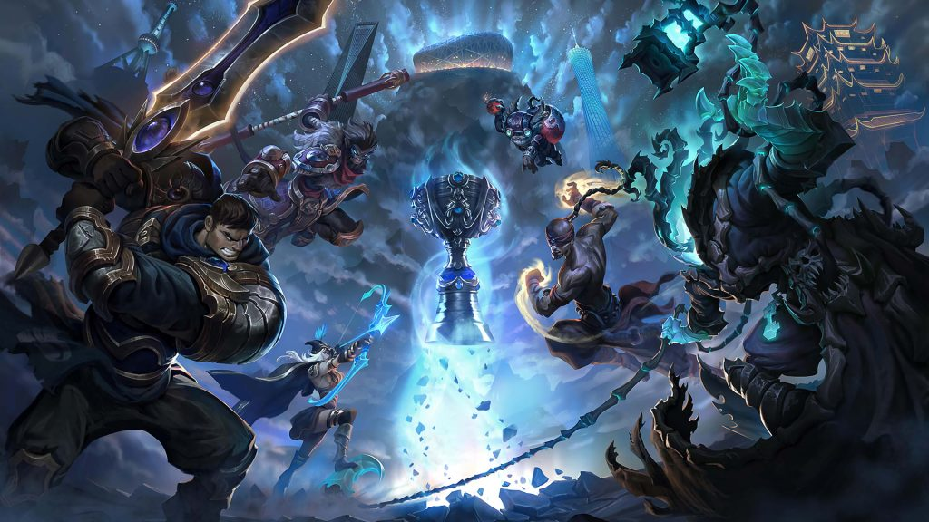 Worlds-Promo-Garen-Wukong-Ashe-Ziggs-Lee-Sin-Thresh-HD-Wallpaper-Background-Official-Art-Artwo-PIC-MCH0117492-1024x576 Game Wallpapers Hd 2017 38+