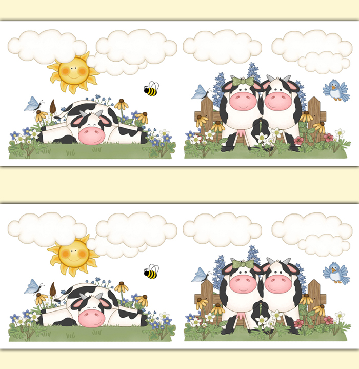 a-cow-wallpaper-border-a-PIC-MCH037978 Cow Wallpaper Border 7+