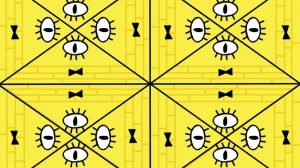 Bill Cipher Wallpaper 1366×768 34+