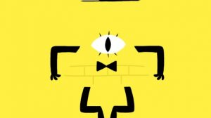 Bill Cipher Wallpaper Human 8+