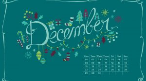 Free December 2016 Desktop Wallpaper 22+