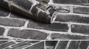 Wallpaper Grey Brick 9+