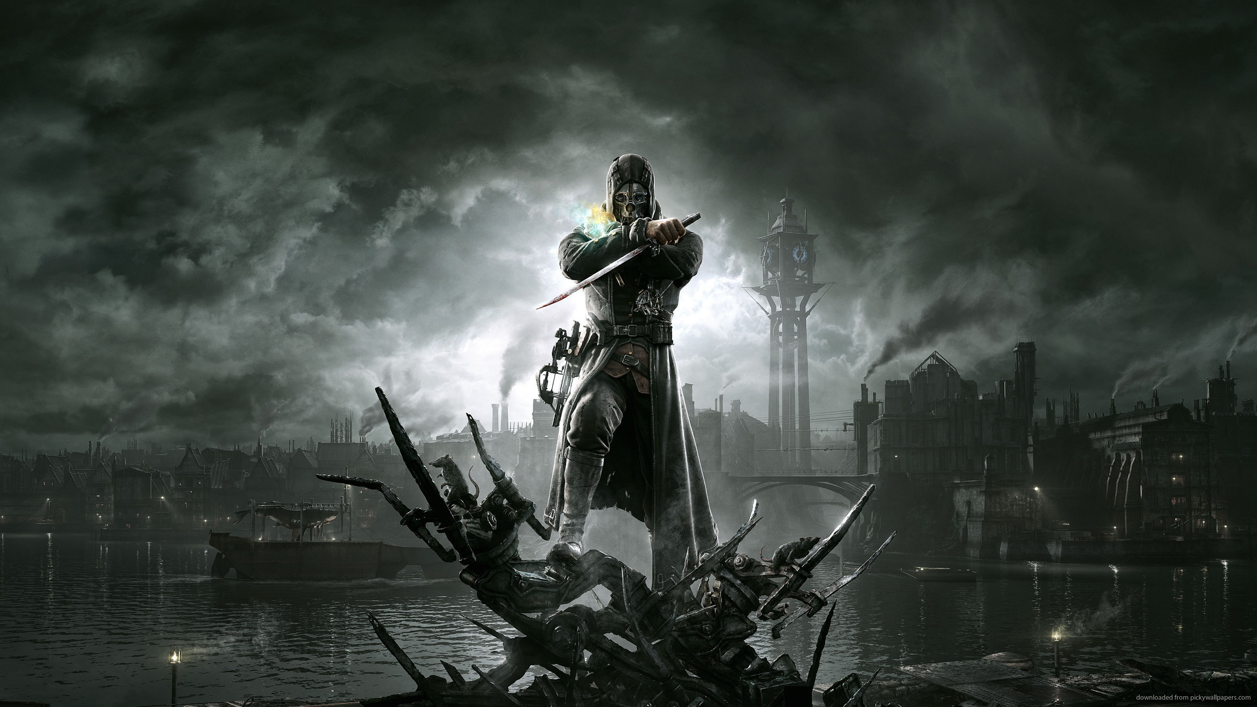 Dishonored Video Game Wallpaper PIC MCH09630