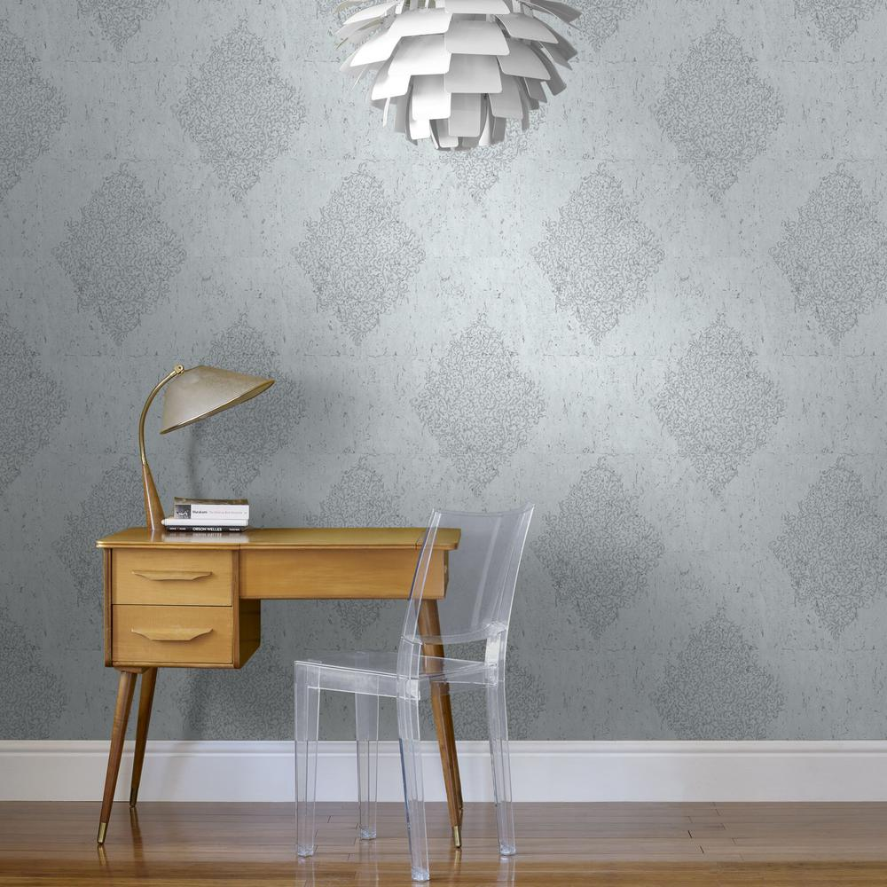 graham-and-brown-wallpaper-PIC-MCH069404 Pale Blue And Silver Wallpaper 11+