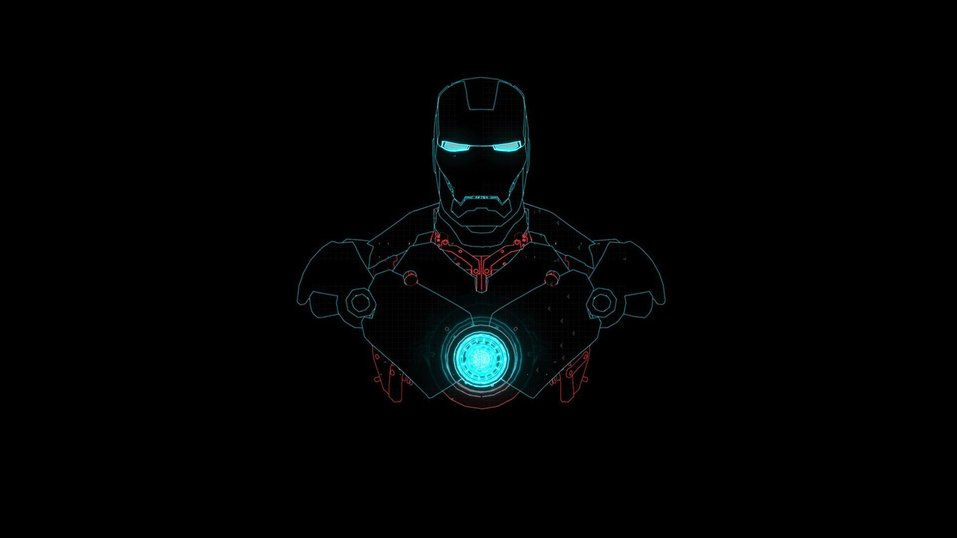 Iron Man Wallpaper Vector Wallpapers PIC MCH077610