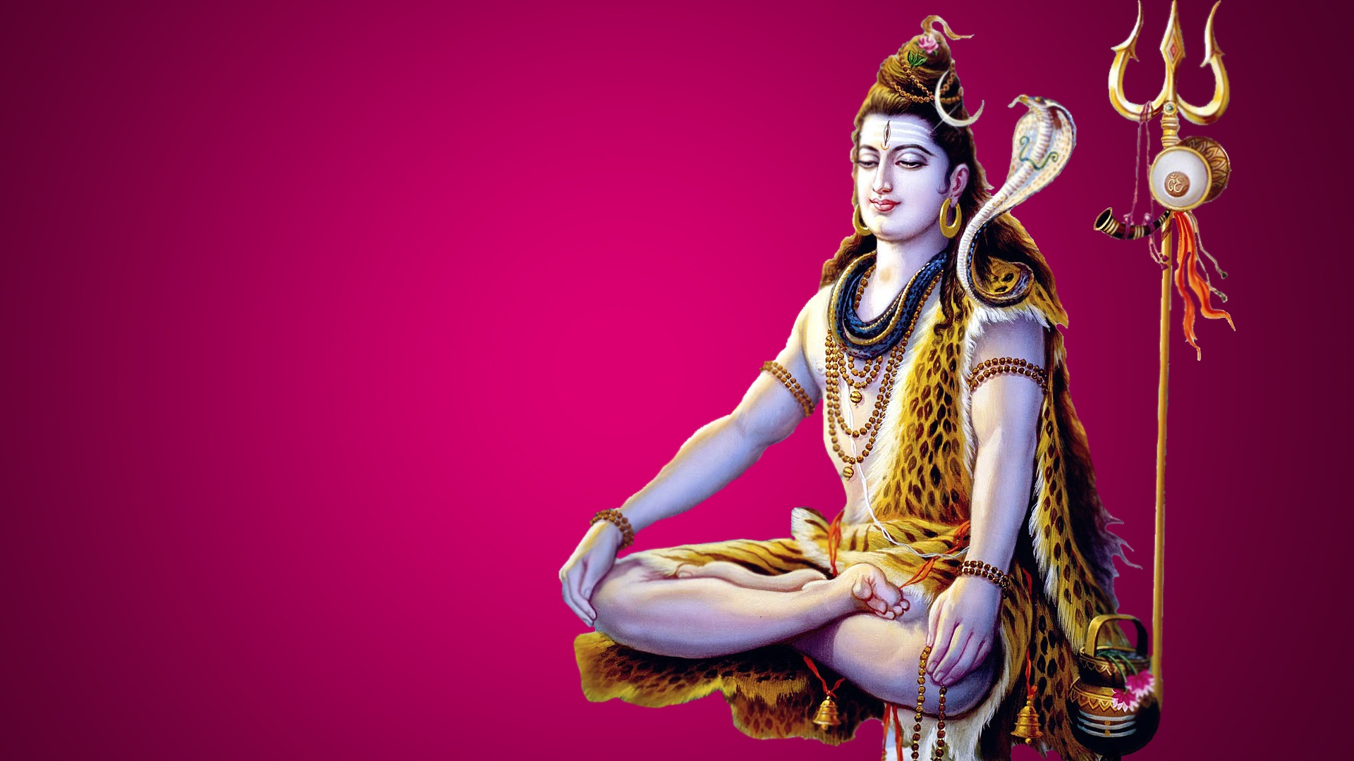 Lord Shiva Full Hd Wallpaper Beautiful PIC MCH083164