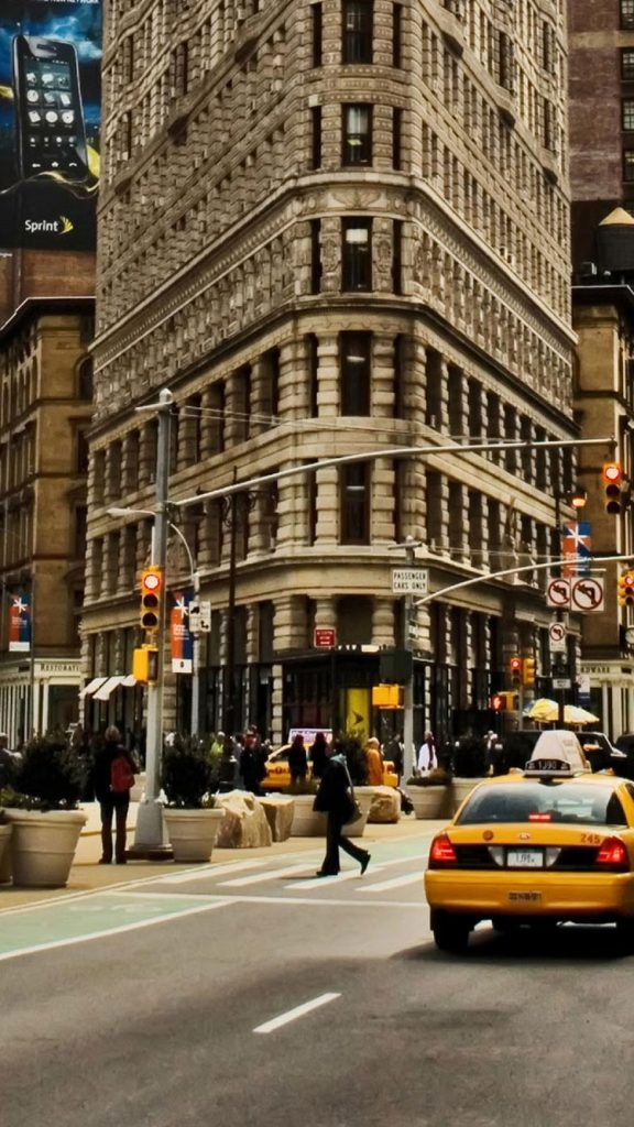 new-york-flatiron-building-iphone-PIC-MCH089866-576x1024 New York Wallpaper Iphone 6 40+