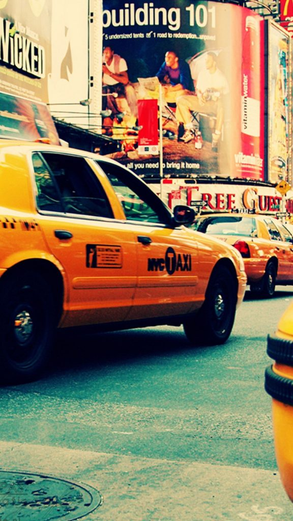 new-yorks-taxi-wallpaper-background-PIC-MCH089998-576x1024 New York Wallpaper Iphone 7 35+