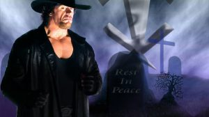 Wallpaper Undertaker 1024×768 27+