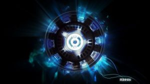 Arc Reactor Wallpaper Android 26+