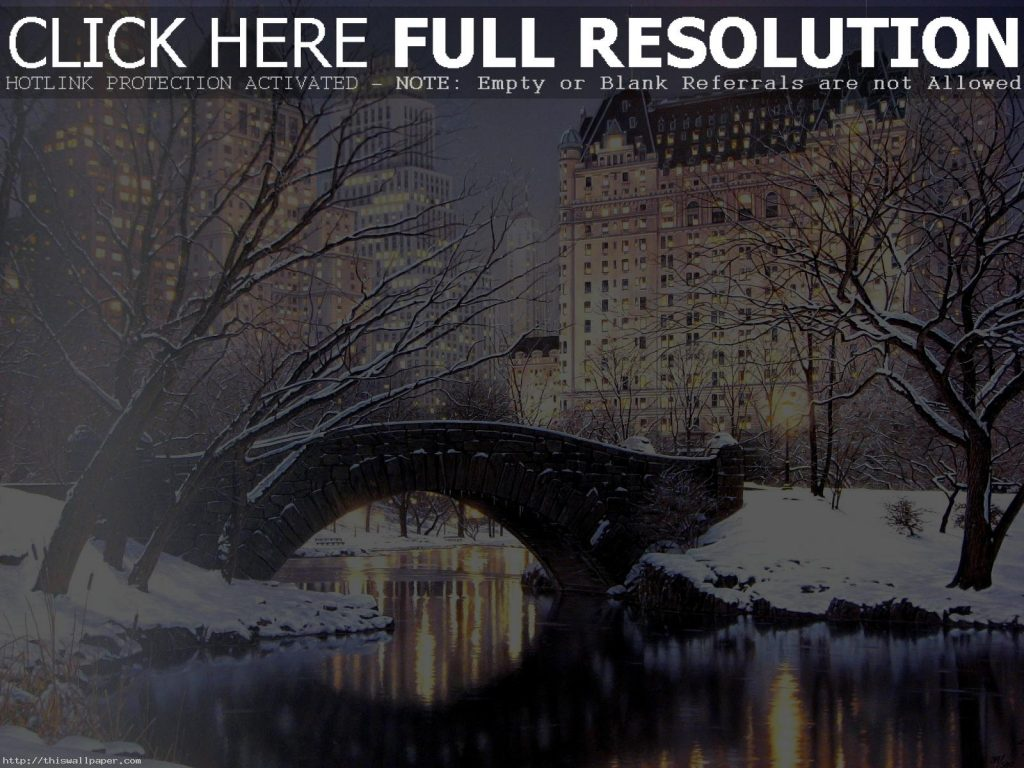 twilight-in-central-park-high-quality-wallpaper-PIC-MCH0108611-1024x768 Central Park Snow Wallpaper 30+