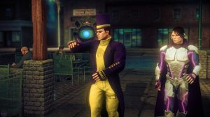 Saints Row 4 Wallpaper 1080p 22+